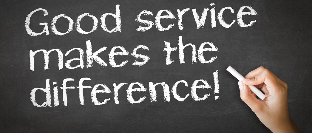 High quality writing customer service
