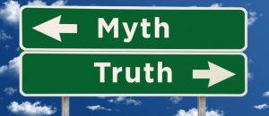myth roadsign